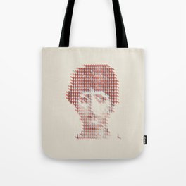 Pattern Recognition Tote Bag
