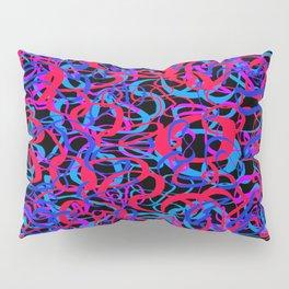 interlocking loops Pillow Sham