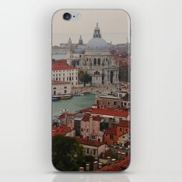 Venice view from the Campanile of San Marco iPhone Skin