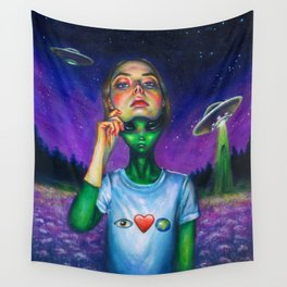 Undercover Wall Tapestry