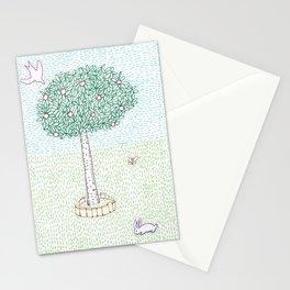 Panacea No. 5 (Landscape) Stationery Cards