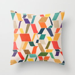 The X Throw Pillow