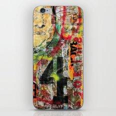 War & Peace iPhone & iPod Skin