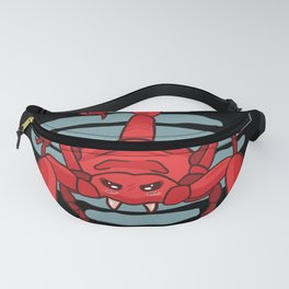 Red Scorpion Best Gift Fanny Pack