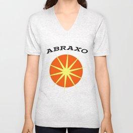 Abraxo Cleaner Vintage  Unisex V-Neck