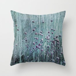 Barely Throw Pillow