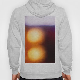Abstract Composition In The Neon Light Hoody