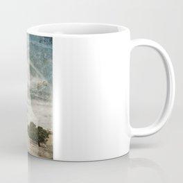 Little Blue Church Coffee Mug