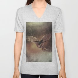 Icarus Unisex V-Neck