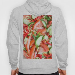 Vegetable salad Hoody