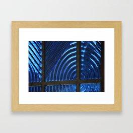 Art glass wall Framed Art Print