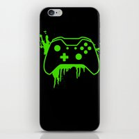 xbox iPhone & iPod Skins featuring Xbox One Controller by meganjamo