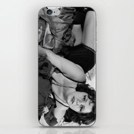 Clara Bow Sexy Time iPhone Skin