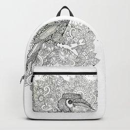 Hornbill of Malaya Backpack