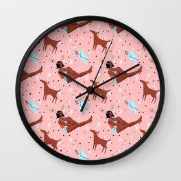 Breezy Wall Clock