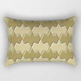 Geometrix LXXVII Rectangular Pillow