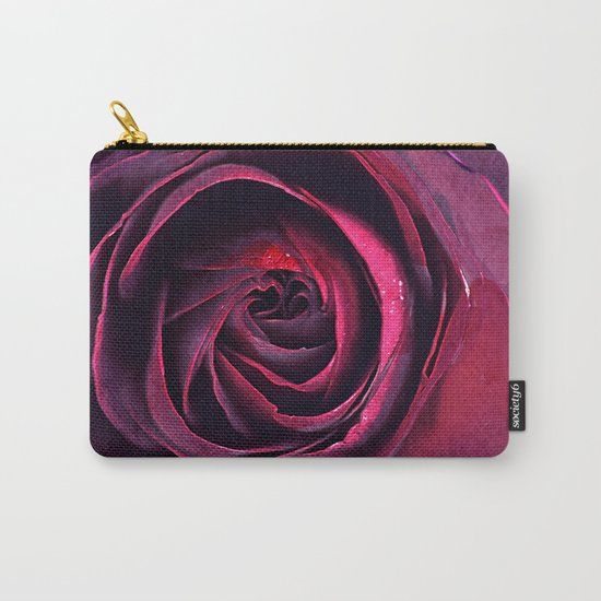 Vintage roses(5). Carry-All Pouch