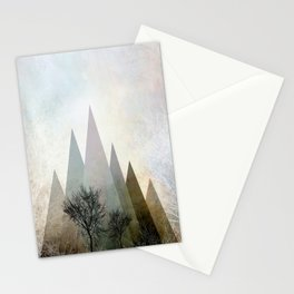 TREES IV Stationery Cards