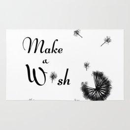 Dandelion Wish Rug