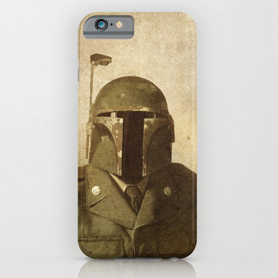 General Fettson  - square format iPhone & iPod Case