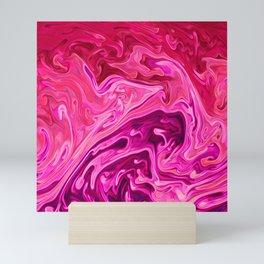 """""""Bubblegum Ink!"""" Mini Art Print"""