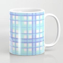 Am I Blue Plaid Coffee Mug