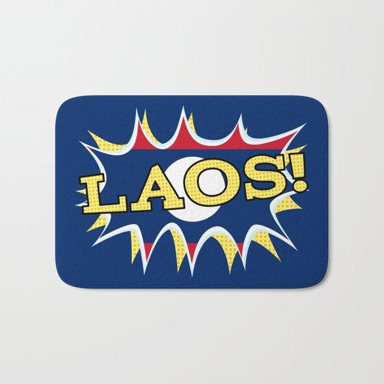 Laos Bath Mat