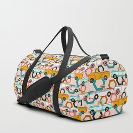 Summer Vintage Trucks Duffle Bag