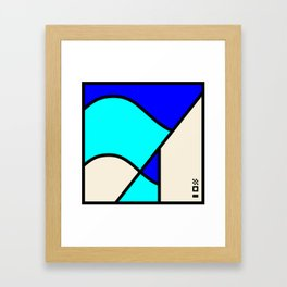 The Bahamas Framed Art Print