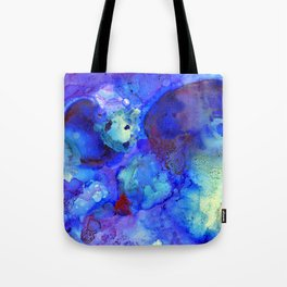 Dream of Blue Tote Bag