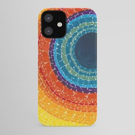 African American Masterpiece The Eclipse by Alma Thomas iPhone Case