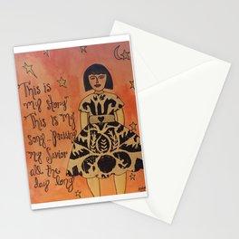 My Story Girl Stationery Cards