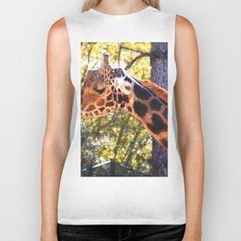 Baringo Giraffe Biker Tank