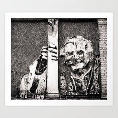 Il Papa Art Print
