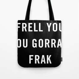Nerd Swears Tote Bag
