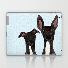 Pepper and Penny Laptop & iPad Skin