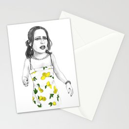 Janeane Garofalo as Heather Mooney Stationery Cards