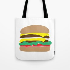 Double Double Tote Bag