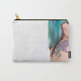 A Blank Space  Carry-All Pouch