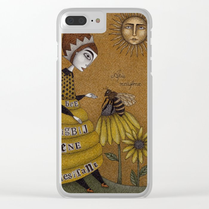 The Conversation Clear iPhone Case