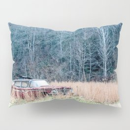 Left to Rust Pillow Sham