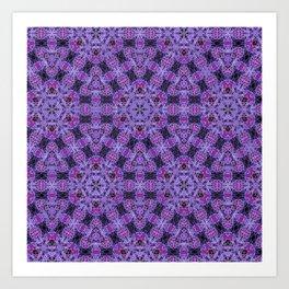 Trangulation Art Print