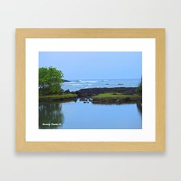 HIdden Treasures Framed Art Print