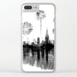 Tokyo Celebration Clear iPhone Case