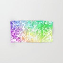 Tropical Rainbow Hand & Bath Towel
