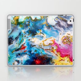 Abstract Melt VII Laptop & iPad Skin