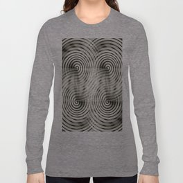 Carbon Thought Long Sleeve T-shirt