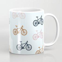 Bike pattern Coffee Mug