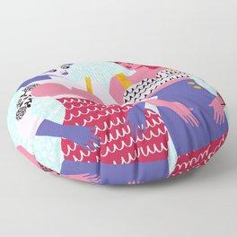 Gemini Twins Floor Pillow