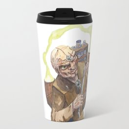 Necromancer's Lab Travel Mug